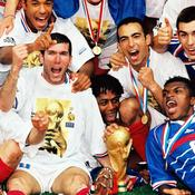 Il y a 22 ans, les Bleus terrassaient le Brésil en finale de la Coupe du monde