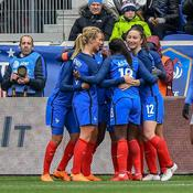 L'équipe de France féminine rêve d'imiter les Bleus à domicile en 2019