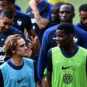 La France défie le Paraguay en pensant ... à la Suède
