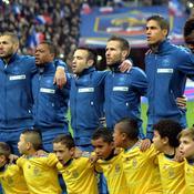 La France pas encore fixée sur son chapeau