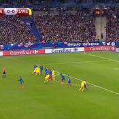 Le coup franc splendide de Forsberg qui a réveillé les Bleus (vidéo)