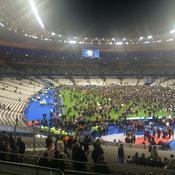 Le Stade de France secoué par des attentats