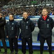 Laurent Blanc et son staff