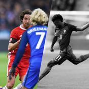 Les notes des Bleus après France-Galles : Griezmann-Giroud au top, Coman se rate