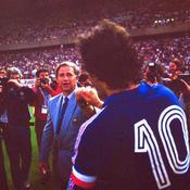 Michel Hidalgo, la passion du jeu à la française