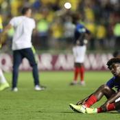 Mondial U17 : Les Bleuets chutent aux portes de la finale face au Brésil