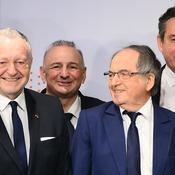 Noël Le Graët réélu à la FFF: «Il m'arrive parfois de dire des gros mots»