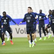 L'équipe de France reçoit l'Espagne, mercredi soir au stade de France, en Amical