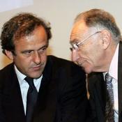 Michel Platini/Jean-Pierre Escalettes