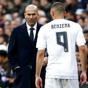 Pour Zidane, «la France ne peut pas se permettre de se passer de Benzema»