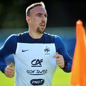 Ribéry entrouvre la porte aux Bleus: «L'Euro ? On verra»