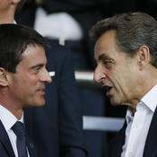 Sarkozy: «Je ne suis pas sélectionneur de l'équipe de France, Valls non plus»