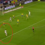 Suède-France : la splendide volée de Giroud en vidéo
