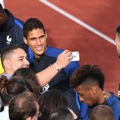 Varane : «Ces matches à enjeu, c'est ce qu'on aime»
