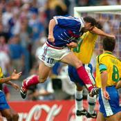 Zidane et la finale France-Brésil en 98 : «Ma vie a basculé avec ce match»