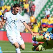 Amical : l'Argentine étrille l'Equateur 6-1 en amical