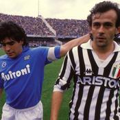 «C'est notre passé qui s'en va» : l'hommage de Platini à Maradona