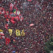 Le retour de Flamengo à Rio