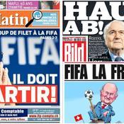 La presse internationale se déchaîne contre Blatter