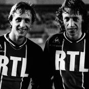 Le jour où Cruyff jouait avec le PSG sous les sifflets du Parc des Princes