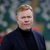 Le sélectionneur néerlandais Ronald Koeman hospitalisé pour un problème cardiaque