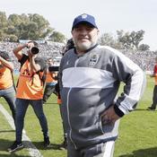Maradona joue les prolongations à La Plata