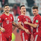 Mondial des clubs: le but de Pavard qui sacre le Bayern Munich face aux Tigres de Gignac