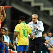 Neymar non retenu avec le Brésil pour les matches amicaux
