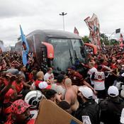 Rio en transe pour accompagner le départ de Flamengo