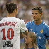 Zlatan Ibrahimovic s'en prend (encore) à Cristiano Ronaldo