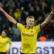 Avant le PSG, Dortmund et Haaland cartonnent
