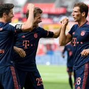 Le Bayern Munich en démonstration sur la pelouse du Bayer Leverkusen