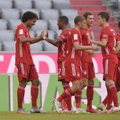 Dans la douleur, le Bayern Munich fait un pas de plus vers le titre