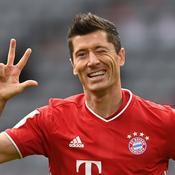 Sur un rythme infernal en Bundesliga, Lewandowski méritait (vraiment) le Ballon d'Or