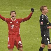 Le Bayern se remet la tête à l'endroit et creuse l'écart