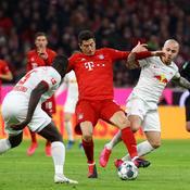 Le Bayern Munich et Leipzig se neutralisent