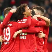 Le Bayern Munich s'impose sur le fil face à Wolfsburg