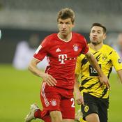 Le Bayern arrache la victoire à Dortmund et reprend les commandes