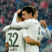 M'Gladbach battu, Munich se rapproche de la tête