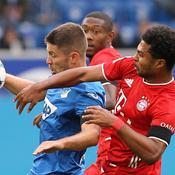 Première défaite en 2020 pour le Bayern Munich, battu à Hoffenheim