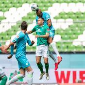 Wolfsburg enfonce le Werder Brême, Cologne rejoint sur le fil