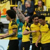 Paco Alcacer délivre Dortmund, le Bayern accroché