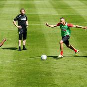 Foot et Covid-19 : Les joueurs exposés à des lésions «irréversibles» selon un médecin allemand