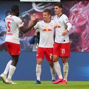 Leipzig prend les devants et met la pression sur le Bayern