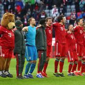 Le Bayern s'amuse contre Wolfsburg et prend le pouvoir