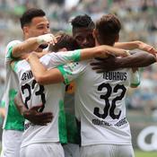 Bundesliga : Mönchengladbach décroche son billet pour la Ligue des champions