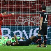 Toujours sur son nuage, Lewandowski crucifie Leverkusen