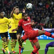 Avec un Haaland muet, Dortmund s'incline à Leverkusen