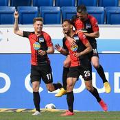 Bundesliga : Pas de sanction ... après une embrassade pour célébrer un but