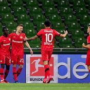 Le Bayer Leverkusen enfonce le Werder Brême...